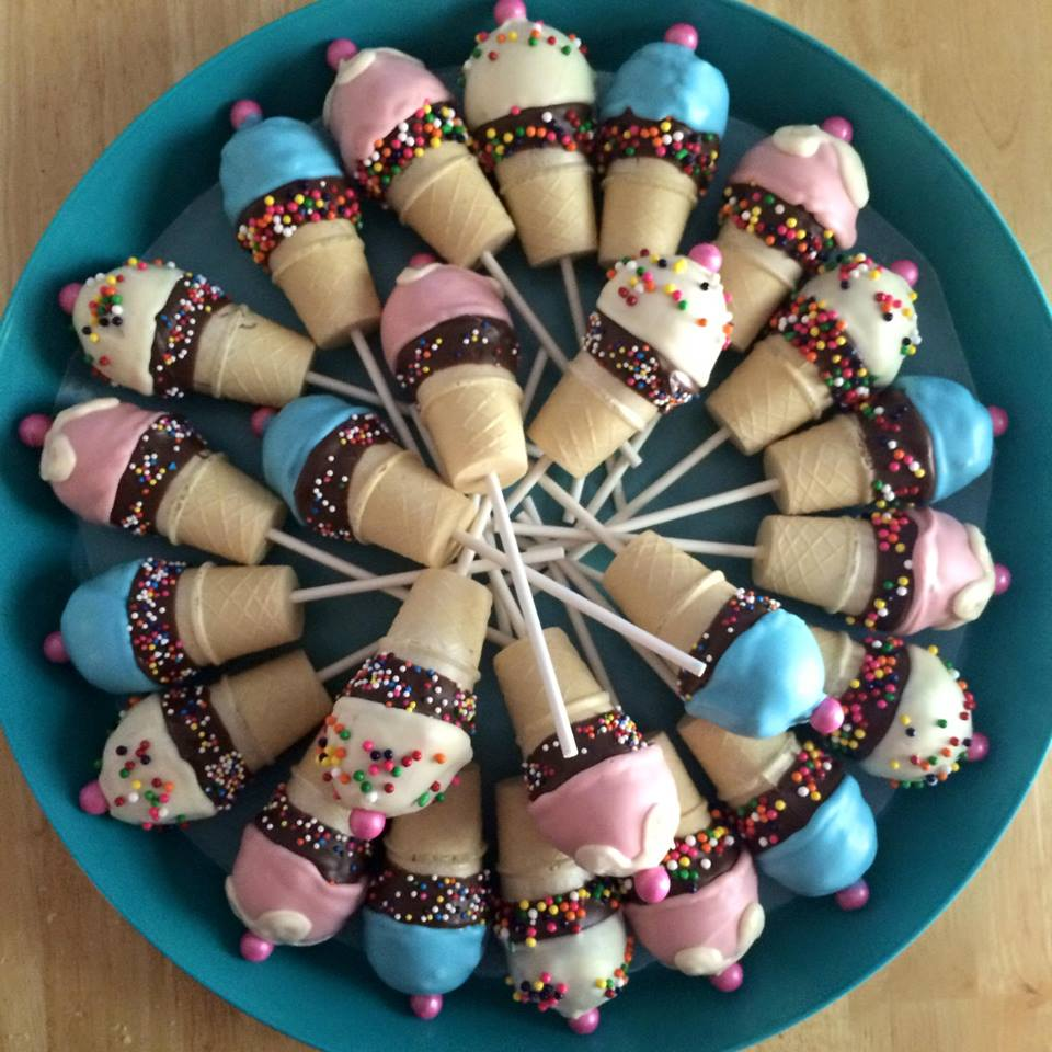 Ice Cream Cones